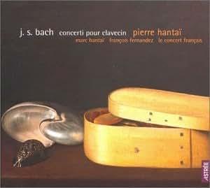 Concerti pour clavecin BWV 1044, 1052 & 1054