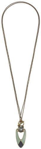 Pilgrim Jewellery Ladylike 90.0 centimeters Gold-Plated Necklace with Pendant item no 141242401