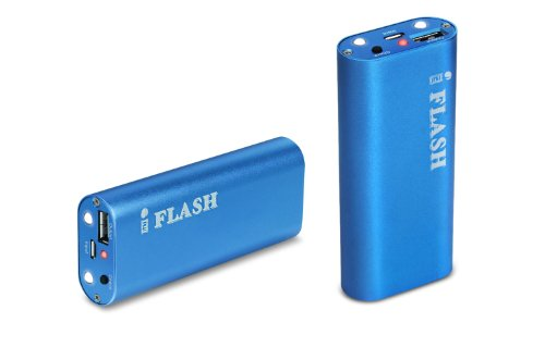 iFlash Aluminum Housing Slim 4400mAh Power Bank