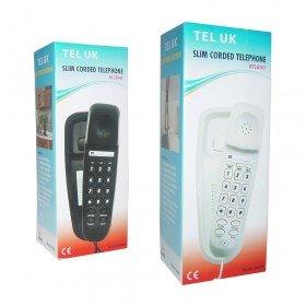 TEL UK 18008 Bilbao Telephone In White images