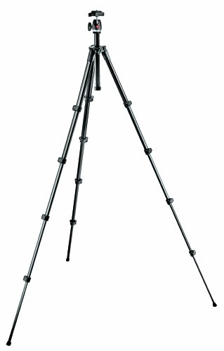 Manfrotto MKC3-P01 Compact Photo Kit - Black