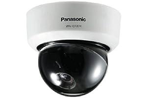 PANASONIC WV-CF374E Fixkuppel-Kamera (650 Linien)