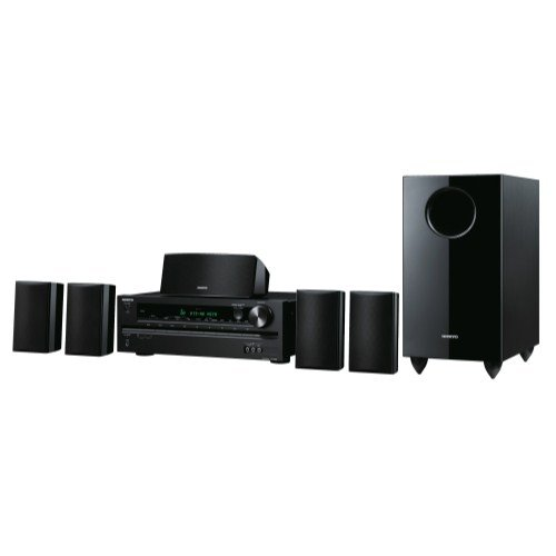 Onkyo HT-S3505 5.1 Channel Home Cinema Receiver/Speaker Package Black Friday & Cyber Monday 2014