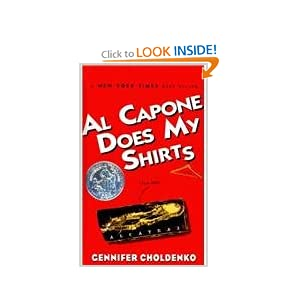 Al Capone Does My Shirts Teaching resource sheets - Pearson