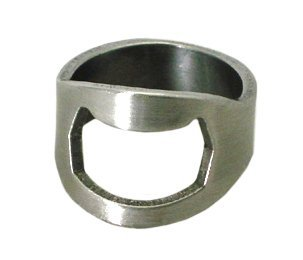 Bottle Opener Ring     Kai
