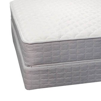 King Serta Perfect Sleeper Essentials Warren Plush Mattress front-1049061