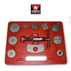 Professional Disc-Brake Caliper Wind-Back Tool Kit by Neiko