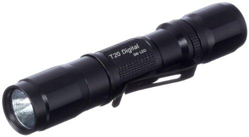 Olight T20 R5 Cree XP-G R5 LED EDC 270 Lumen Flashlight, Black
