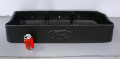 Oem Factory F-150 09 2009 2010 10 2011 11 2012 12 2013 13 Storage Cargo Organizer Tray Under Rear Seat Supercrew