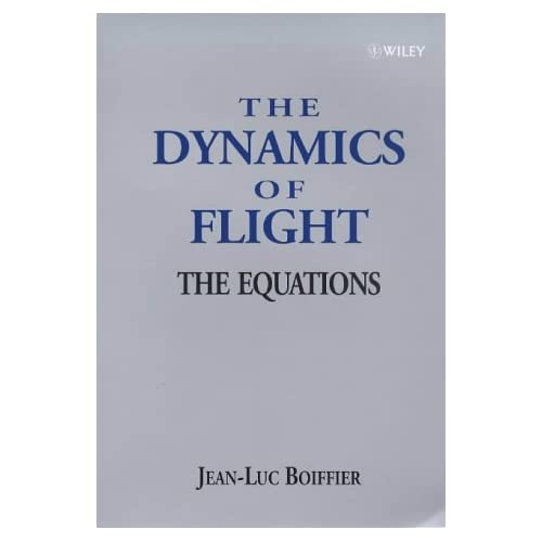 [PDF] [1998] The Dynamics of Flight Equations