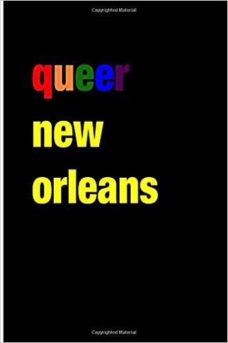 Queer New Orleans written by Paul Oswell