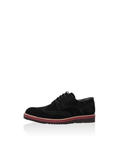 Paolo Massi Zapatos derby Negro