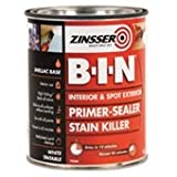 Zinsser 1 Litre Bin Shellac Based Primer Sealer