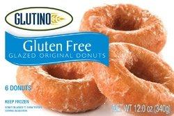 Glutino Gluten Free Glazed Original Doughnuts Donuts 12.0 OZ (pack of 6)