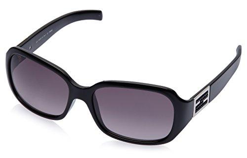 Fendi Fendi Rectangular Sunglasses (Black) (FS 5229R|001|59) (Multicolor)