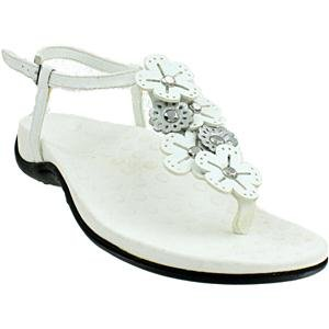 Orthaheel Womens Julie Slide w/ Strap Sandal