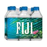 Fiji Natural Artesian Water, 16.9 Ounce - 6 per pack -- 4 packs per case.