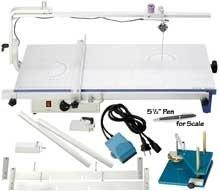 Manix Hot Wire Foam Cutter Table, Precision Model