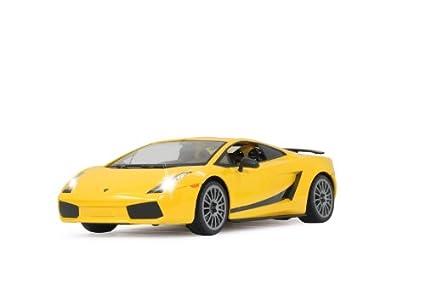 Jamara - 400085 - Maquette - Voiture - Lamborghini Superleggra - Jaune - 3 Pièces