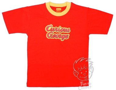 Curious George Red Shirt Name Logo Infant T-Shirt - Buy Curious George Red Shirt Name Logo Infant T-Shirt - Purchase Curious George Red Shirt Name Logo Infant T-Shirt (Curious George, Curious George Apparel, Curious George Toddler Boys Apparel, Apparel, Departments, Kids & Baby, Infants & Toddlers, Boys, Shirts & Body Suits, T-Shirts & Tank Tops)