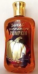 Bath and Body Works Signature Collection Sweet Cinnamon Pumpkin Shower Gel 10 FL OZ
