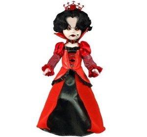 Queen of hearts variant alice in wonderland series living dead dolls