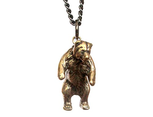 Standing Bear Necklace