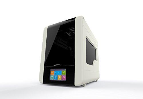ICEMAN3D D150 Wireless Remote 3D Printer - White