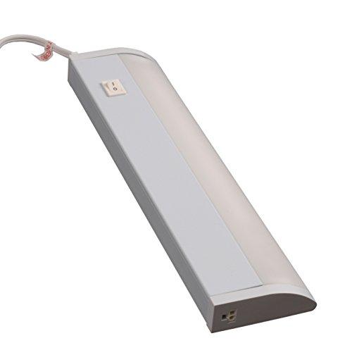 GE Premium Fluorescent Linkable Light Fixture, 13-Inch