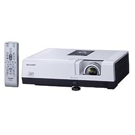 Sharp Electronics XR55XL 2700 Lumens, XGA, DLP Multimedia Projector