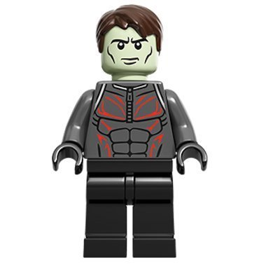 LEGO Superheroes: - Iron Man 3 - Extremis Soldier Minifigure
