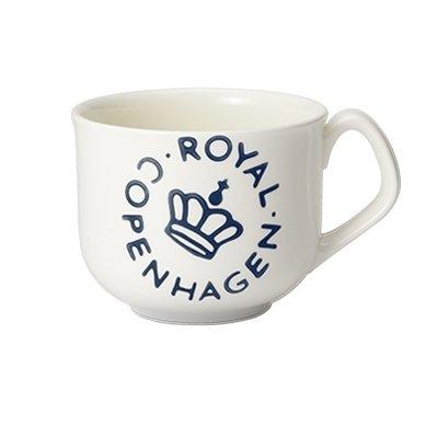 ロイヤルコペンハーゲン ニューシグネチャー スープカップ ネイビー  480ml