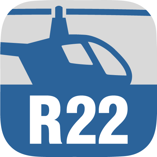 R-22 Helicopter Flashcards