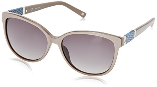Escada-Sunglasses-Womens-SES310-0U38-Cateye-Sunglasses-Beige