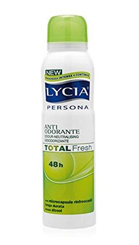 Lycia Deo Spray Vitality Fresh Ml.150