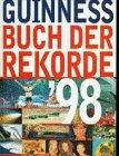 Guinness Buch der Rekorde 1998 - kein Autor
