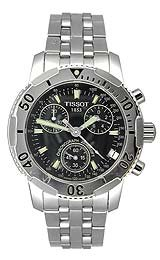 Tissot Men's T17148655 PRS200 Chronograph Watch