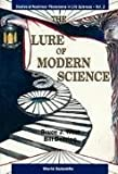 img - for The Lure of Modern Science: Fractal Thinking (Studies of Nonlinear Phenomena in Life Sciences, Vol 3) book / textbook / text book