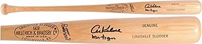 """Al Kaline Detroit Tigers Autographed Louisville Slugger Blonde Bat with """"Mr. Tiger"""" Inscription - Fanatics Authentic Certified"""