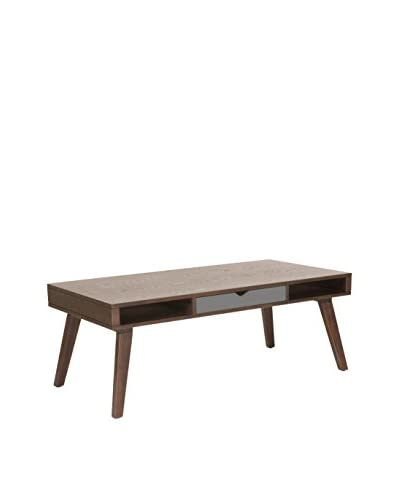 Eurostyle Daniel Coffee Table, Gray As You See