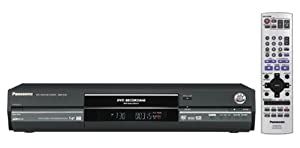 Panasonic DMR-E55K Progressive-Scan DVD Recorder/Player , Black