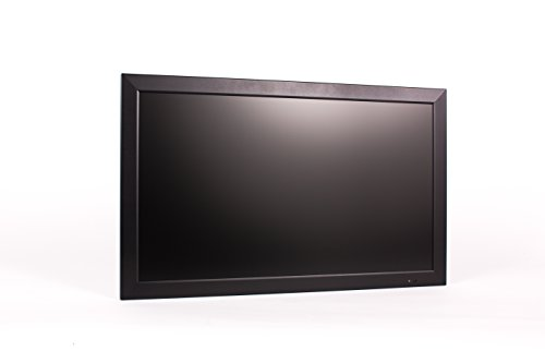Secueyes Ch-L215Av-1Hmdelb 21.5-Inch Wide Screen Metal Housing Professional Video Lcd Monitor With Full Hd (Black)