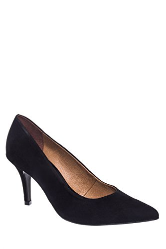Spice Low Heel Pointed Toe Pump