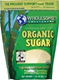 Wholesome Sweeteners Fair Trade Organic Sugar - 10 Pounds