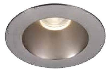 Copper Bronze WAC Lighting HR-3LED-T418F-C-CB LED 3-Inch Recessed Downlight Adjustable Round Trim with 4000K 50-Degree Beam Angle