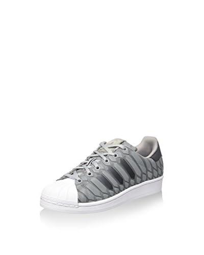 adidas Zapatillas Superstar Gris