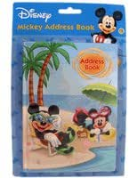 Disney Mickey Mouse Address Book