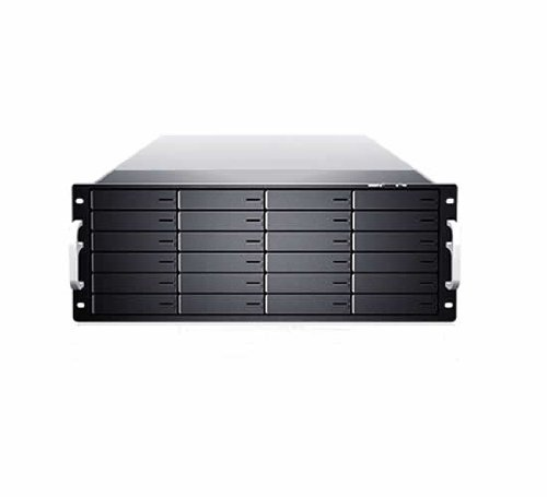 Sans Digital EliteSTOR ES424X6+BHA - 4U 24 Bay 6G SAS/SATA RAID 5/50/6/60 PCIe 2.0 x 8 with Expansion Rackmount