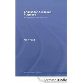 English for Academic Purposes (Routledge Applied Linguistics)
