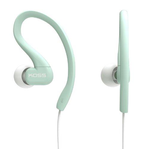 Koss Ksc32M Fitclips Headphones, Mint